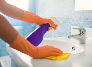 Η καθαριότητα είναι μισή αρχοντιά!